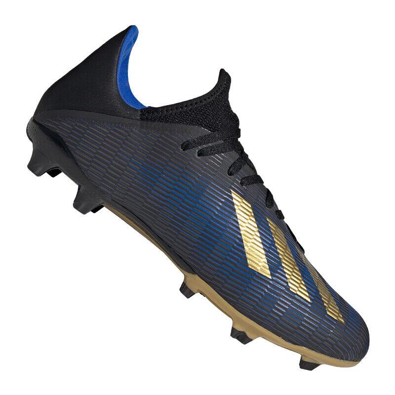 Adidas x 19.3 Fg schwarz Blau Gold