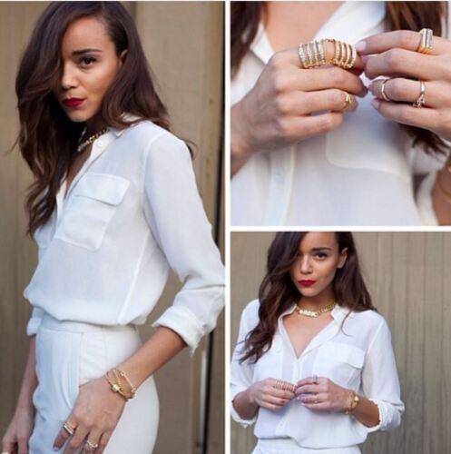 NWT Equipment Slim Signature Silk Shirt Bright White Size XS XL $214 L