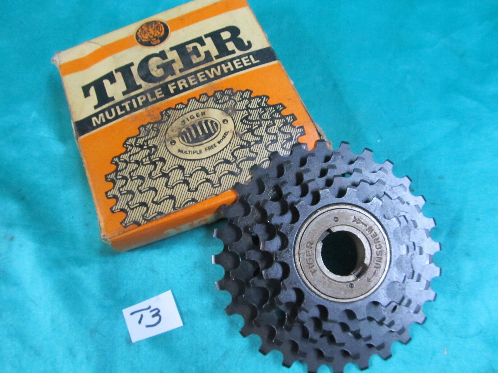 Zahnkranz Kassette Rennrad Tiger Multiple 5 fach Freewheel T3
