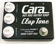Guitar Pedal - Mid-Boost - Cara Claptone - Clapton Blackie Signature® Sound