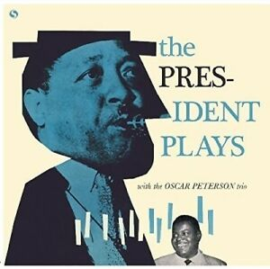 LESTER-YOUNG-THE-PRESIDENT-PLAYS-WITH-THE-OSCAR-PETERSON-TRIO-VINYL-LP-NEW