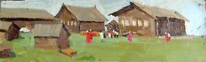 painting-wedding-landscape-socialist-realism-vintage-socrelizm-soviet-Antipov