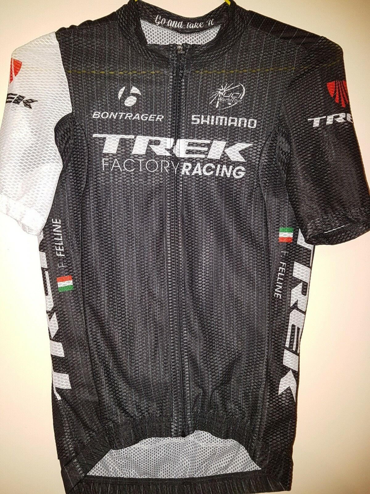 Maillot cycliste FELLINE cyclisme tour de france cycling jersey radtrikot