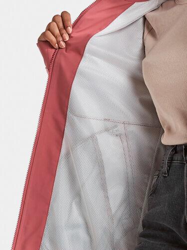 Didriksons Mädchen Outdoorjacke Funktionsjacke HAMNA GIRLS JKT 2 rosa winddicht