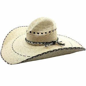 Image is loading Milani-Guacho-Cowboy-Ranch-Large-20-034-Straw- 29939e4f2d8c