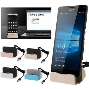 type c usb 3 1 universal dock dockingstation ladestation f r smartphone handy. Black Bedroom Furniture Sets. Home Design Ideas