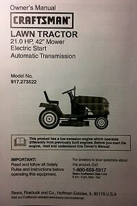 Craftsman lt1000 riding mower owners manual browse manual guides sears craftsman lt1000 lawn riding tractor mower owner parts rh ebay com craftsman lt1000 engine parts fandeluxe Choice Image
