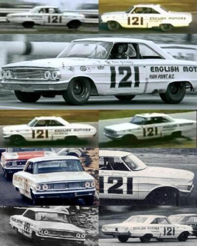 1//24th Scale DECALS #12 #121 Dan Gurney English Motors 1964 1//25th