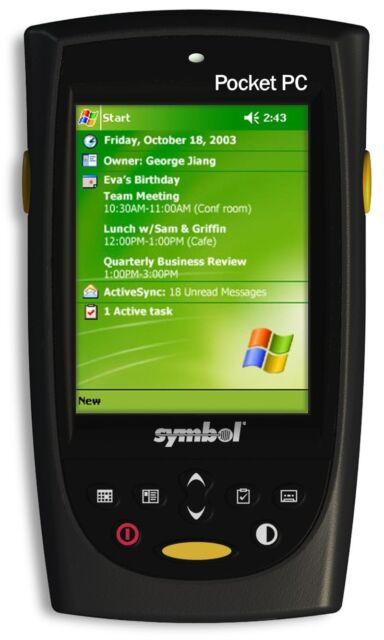 symbol pocket pc ppt8846 handheld barcode scanner battery door ebay rh ebay com Soft Reset Symbol Pocket PC Soft Reset Symbol Pocket PC