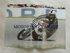 Mc6912 Dave Simmonds Kawasaki Posterbmwgrasbaan Ebay