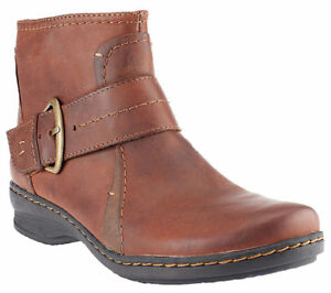 in Ideo pelle marrone Feast Boot Women's Clarks H4nq7U7