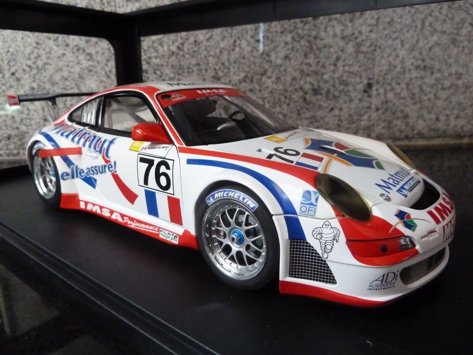 el mas de moda 1 18 Autoart, Porsche 911 (997) gt3 rsr, Lemans gt2 gt2 gt2 class winner 2007  Precio al por mayor y calidad confiable.