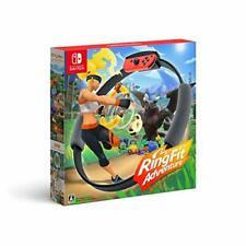 Редкое кольцо Fit Adventure для Nintendo переключатель полная коробка Японии игровая консоль