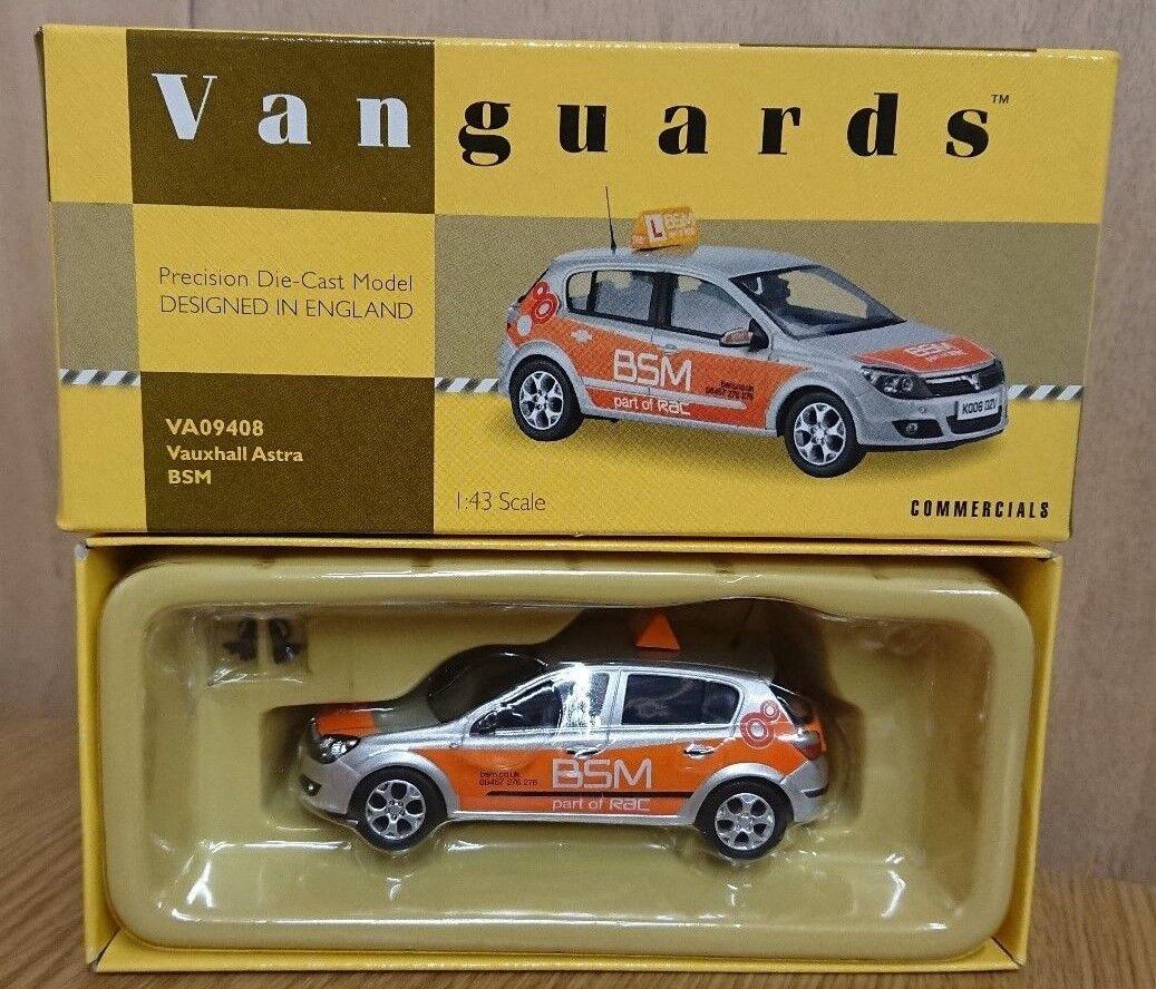 Corgi VA09408 Vauxhall Astra B.S.M. Ltd Edition No. 1300 of 1300