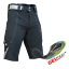 Indexbild 1 - Cycling Shorts Berkner RYAN Men's Double-layer Cycling Shorts Bike Gear Black