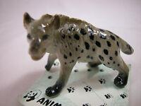 Closeout Porcelain Miniature Animal Jungle Wild Life Hyena 112