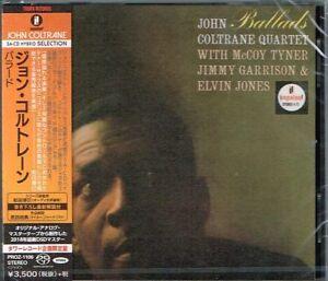 John-Coltrane-Quartet-034-Ballads-034-Japan-SACD-w-OBI-NEW-SEALED-Tower-Records