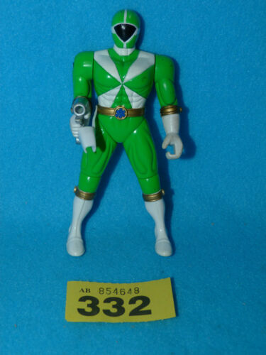 Power Rangers Lightspeed Rescue figure collection choisir votre Ranger