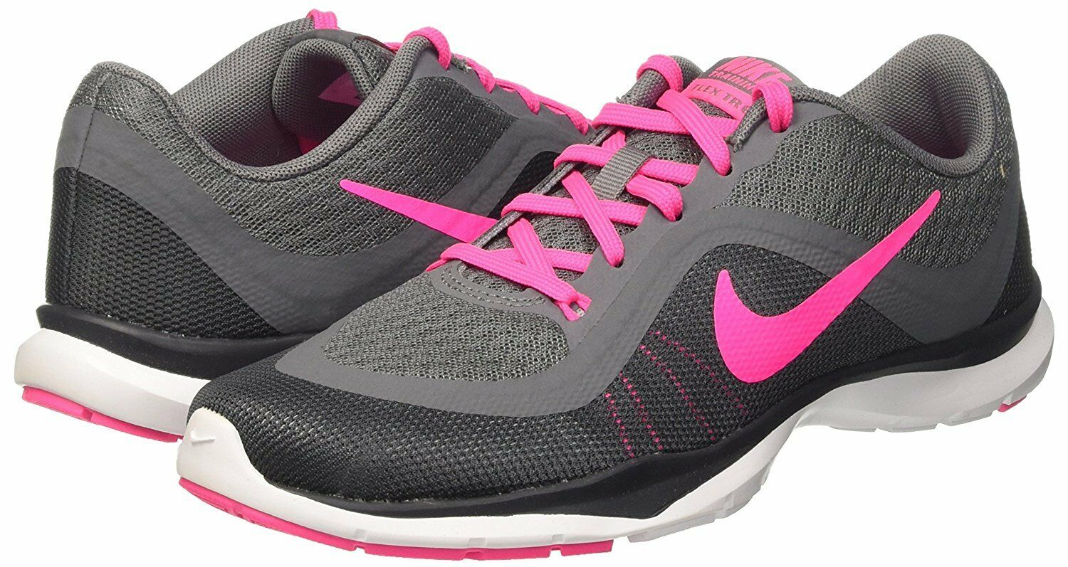 Women's Nike Flex Trainer 6 Training Shoes, 831217 003 Comfortable best-selling model of the brand