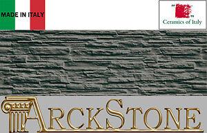 Arckstone campione rivestimento piastrella effetto pietra casa