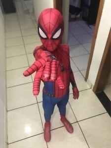 Ninos Ninos Hombre Arana Disfraz De Graduacion 3d Juegos Con Disfraces Spiderman Zentai Traje Ebay