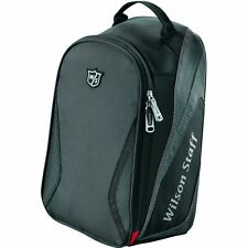 WILSON Staff Golf o Tennis Shoe bag, dimensione ideale per golf RUGBY CALCIO PALESTRA