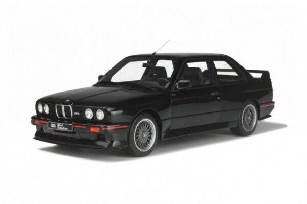 1 18 SOLIDO BMW m3 Sport Evo 1990 noir 421184380 421184380 421184380 199e03