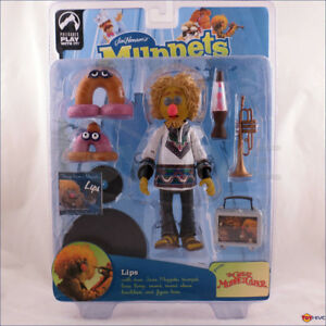 Jim-Hensons-Muppets-Lips-white-shirt-series-9-action-figure-Palisades-Toys