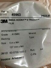 3m Lapping Film Disc Trizact Hookit Ii 268xa A10 5 X Nh 49963 Bag Of 25