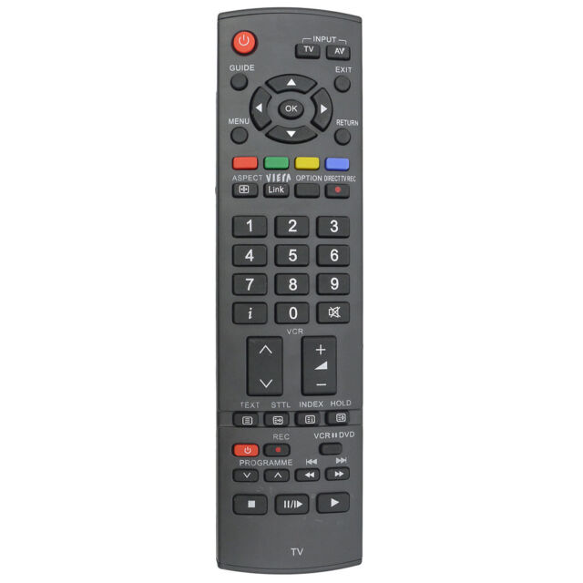 Replacement TV Remote Control For Panasonic TH-42PX60 TH-50PX60 TH-42PX60B