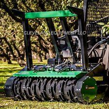 New Listingnew Brush Hound Fhx66 Defender Forestry Mulcher Attachment Bobcat Cat Skid Steer