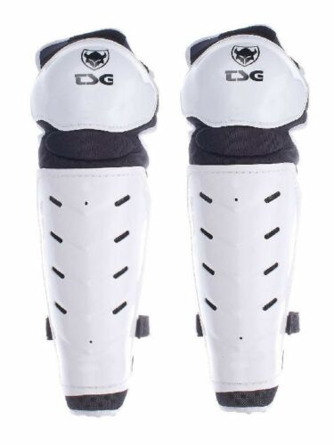 L/XL Gr black-white, Whistler Knee/Shinguard TSG