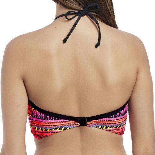 Costumi da bagno Freya via d/'uscita Ovest con Ferretto Imbottito Top Bikini SUNSET 4621