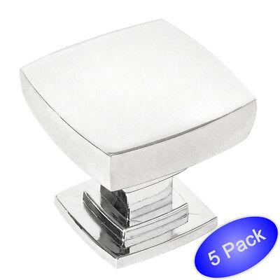 #305CH *25 Pack* Cosmas Cabinet Hardware Polished Chrome T-Knob