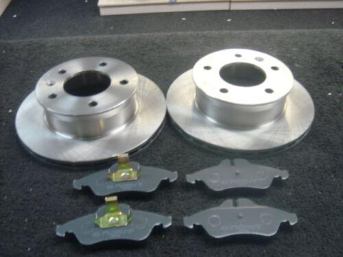 SPRINTER 208 210 211 212 213 214 216 CDI 1995-2006 disques de frein avant pads