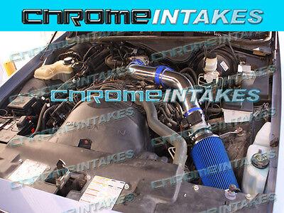92 93 94 95 CROWN VICTORIA//GRAND MARQUIS//TOWN CAR 4.6 4.6L AIR INTAKE TBH BLUE