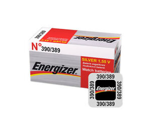 1-x-energizer-389-390-batterie-1-5V-coin-cell-silver-watch-piles-SR1130W-D389
