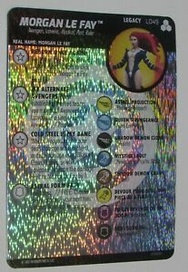 MORGAN-LE-FAY-L049-LEGACY-CARD-Fantastic-Four-Future-Foundation-Heroclix