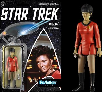 Star Trek - Uhura ReAction Figure-FUN4686