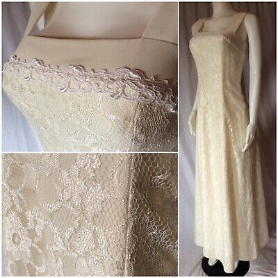 Medium Lace Wedding Dress Gown Spring Summer Autumn Simple Basic