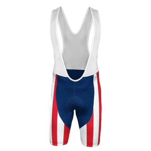 American Flag Stars and Stripes Cycling Kit