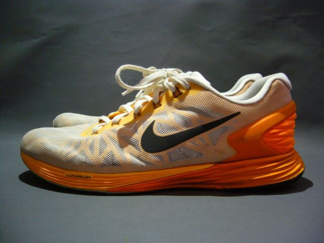 quality design 2b577 23f9d Nike Lunarglide 6 'Peach Cream' Running Shoe Men's Sz 10.5