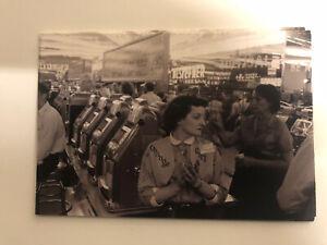 Cartolina stile vintage-Bell Jennings aristocratico un braccio BANDIT/SLOT MACHINE