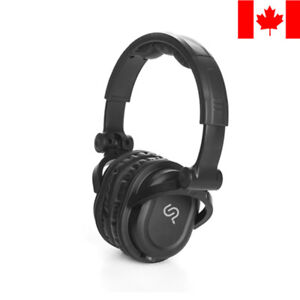 PrimeCables® Premium Headphones Hi-Fi DJ Style Over-the-Ear Pro, Christmas Gifts