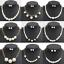 Fashion-Boho-Crystal-Pendant-Choker-Chain-Statement-Necklace-Earrings-Jewelry thumbnail 8
