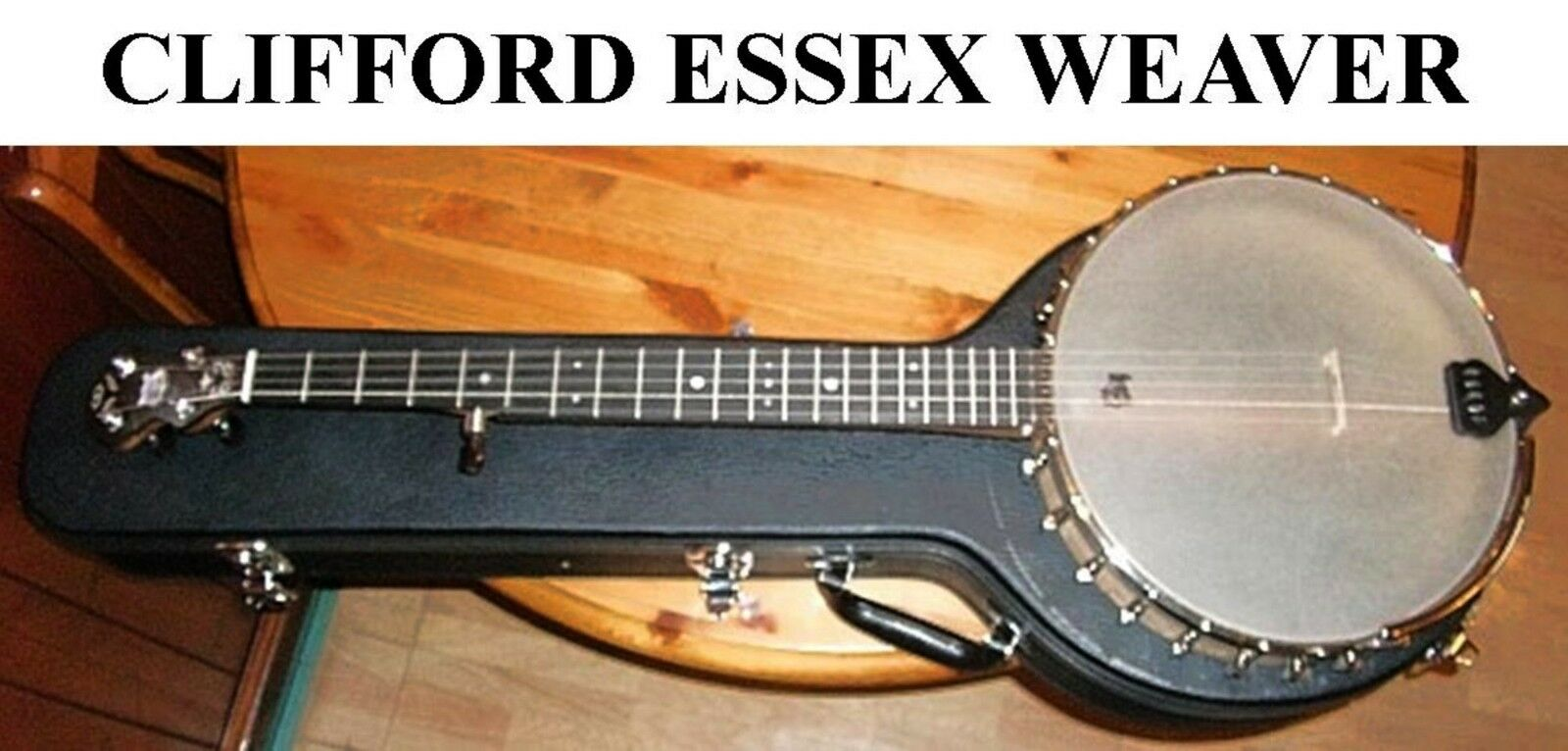 CLASSICAL BANJO STRINGS THE PROFESSIONAL/'S CHOICE THE BEST. CLIFFORD ESSEX