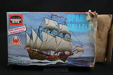XS041 HOBBY KITS Life Line Hales rare maquette bateau B381 Spanish Galleon