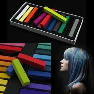 12-24-Colorful-Hair-Chalk-Temporary-Hair-Dye-Color-Kit-Pastels-Colours-Salon-Kit