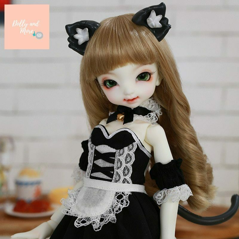 BJD Dollpamm Momo YOSD Doll Cat Version tiere Girl DP muñeca gato kawaii cute