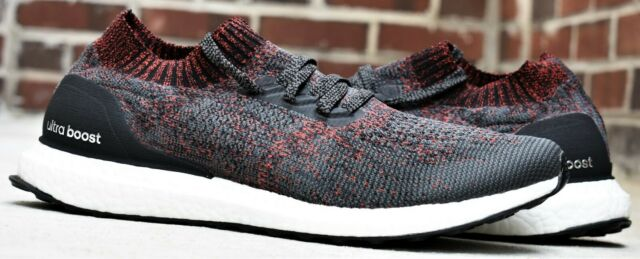 best service 6859f c5341 ADIDAS ULTRA BOOST UNCAGED - New Men's UltraBOOST Running Shoes Carbon Black